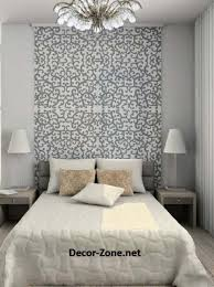 bed headboards ideas to make a diy headboard with wallpaper