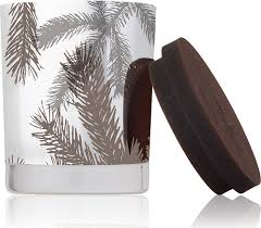 thymes candles thymes frasier fir statement poured candle 0522584000