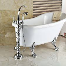 Clawfoot Tub Fixtures Ideas For A Clawfoot Tub Faucets U2014 The Homy Design