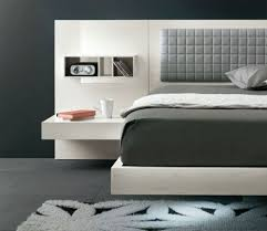 Cool Floating Futuristic Bed  Modern Headboard Design Designs - Bedroom headboard designs