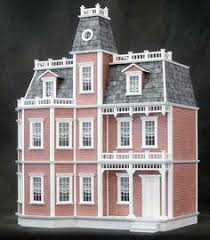 Little Darlings Dollhouses Customized Newport by Little Darlings Dollhouses Customized Newport Dollhouse With