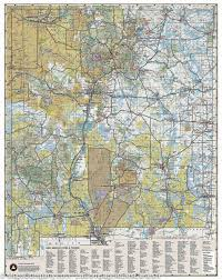 Map New Mexico by New Mexico Recreation Map Benchmark U2013 Mapscompany