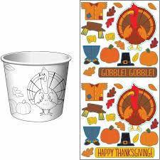 thanksgiving gobble 9 oz rustic turkey thanksgiving paper cups 8ct walmart com