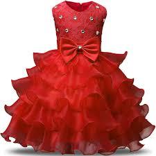 summer formal kids dress for girls 2017 princess wedding party