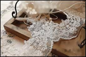 wedding dress trim ivory alencon lace trim bridal veil lace trim wedding dress lace