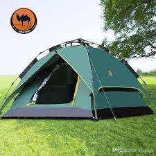camel tents wholesale camel 3 4 person large automatic family tent open