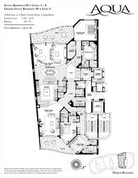 luxury estate plans aqua naples condos aqua estate residence 09 jpg 800 1035 home