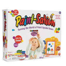 Buy Paint by Buy Paint Sation Table Top Easel With Pods Online At Toy Universe