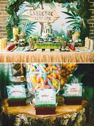 jungle theme birthday party amazing jungle themed birthday party hostess with
