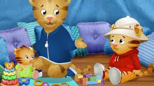 daniel tiger plush toys daniel wants to play with dad daniel tiger u0027s neighborhood videos
