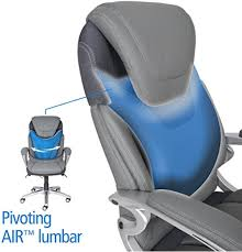 Serta Office Chair Review Serta Air Health And Wellness Office Chair Review