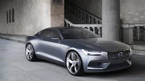 what s the new volvo commercial about concept coupe volvo cars