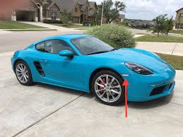 miami blue porsche 718 what are your favorite add ons accessories retrofits etc