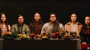 what two countries celebrate thanksgiving day video native american girls trash thanksgiving for teen vogue