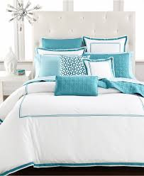 Beach Bedspread Effigy Of Turquoise And White Bedding Set Product Selections