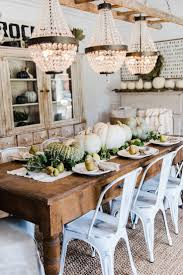 Country Dining Room Decor by Best 25 Farmhouse Table Centerpieces Ideas On Pinterest Wooden