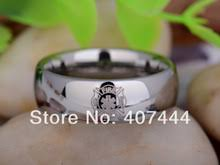 Firefighter Wedding Rings by Online Get Cheap Firefighter Rings Aliexpress Com Alibaba Group