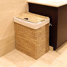 laundry hamper furniture decorating chic wicker laundry hamper for nice home furniture