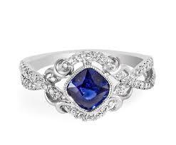 blue engagement rings 62 engagement rings 5 000