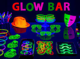 glow in the birthday party summer party ideas party city party city