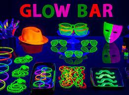 black light ideas summer ideas theme ideas