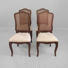 Country Dining Chairs 4 Country Back Dining Chairs In Side Cook