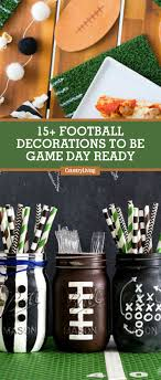 football decorations 15 best football party decorations bowl party decor ideas