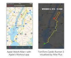 New York City Marathon Map by The Ultimate Runner U0027s Review Of Apple Watch Series 2