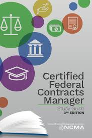 certified federal contracts manager study guide 3rd edition