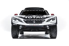 peugeot new cars 2016 peugeot target back to back dakar wins with new car asc action
