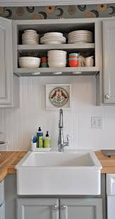 Kitchen Beadboard Backsplash by Beadboard Backsplash Big Sink Mrs Meyers I Have That Welcome
