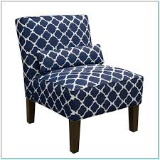Blue And White Accent Chair Navy Blue Accent Chair Torahenfamilia Blue And White Accent