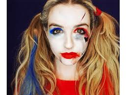 diy harley quinn costume for kids harley quinn squad inspired little cosplay photo by