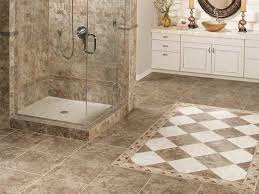 Tile Bathroom Floor Ideas Marvelous Bathroom Ceramic Tile Flooring Eizw Info