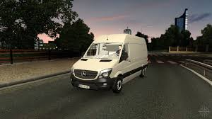 bmw sprinter van mercedes benz sprinter cdi311 2014 for euro truck simulator 2