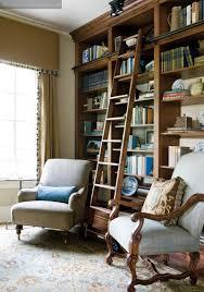 Bookcase Rolling Ladder by 24 Best Shelf U0026 Ladder Images On Pinterest Library Ladder