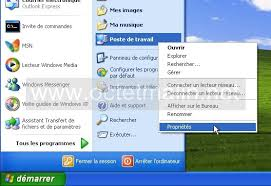 activer connexion bureau distance windows 7 windows xp bureau à distance activer l autorisation à se