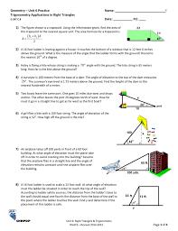 right angle trigonometry worksheet adding and subtracting radical