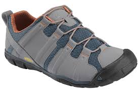 robust toe bumpers with keen shoes for men