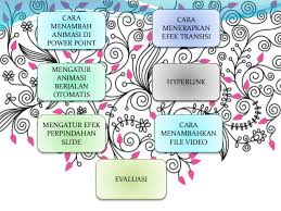 cara membuat powerpoint berjalan ms power point 2007 bab 4