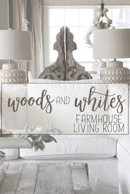 Farmhouse Livingroom by The Woods And Whites Home Tour Farmhouse Living Room Cotton Stem