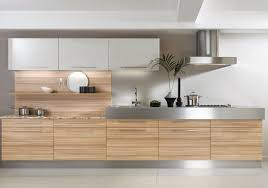 coco bolo kitchen units combined with stainless steel worktops for