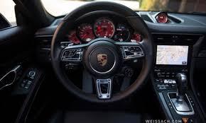 2017 black porsche 911 turbo 2017 porsche 911 turbo cabriolet weissach