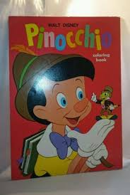 pinocchio coloring book sale classifieds