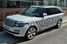camo range rover range rover long wheelbase spotted