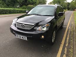 lexus rx400h tuning used 2008 lexus rx 400h 400h sr for sale in canterbury kent