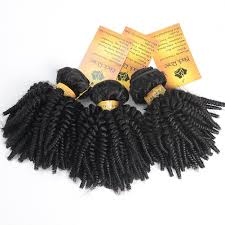 Hair Weave Extensions by Amazon Com Black Rose Hair Afro Curly Brazilian Curly