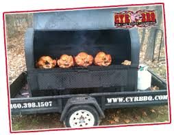 smoked turkey catering in ct by cyr bbq