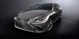 lexus sedan 2018 top 3 facts about the 2018 lexus ls suv news and analysis