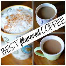 Flavored Coffee Best Flavored Coffees Peanut Butter Fingers